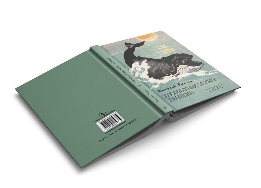 Рыжих Н., Необыкновенный заплыв. Детская литература. 2017